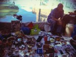 Every first Sunday of the month there is a craft market in El Centro, Medellin