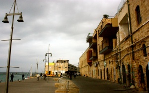 Jaffa, Israel Waterfront