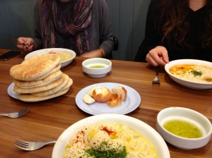 The Best Hummus in Tel Aviv (Jaffa)