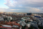 View From the Tower of St. Michaelis Church