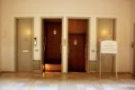 A Paternoster (Revolving Elevator)
