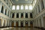 Inside the Hamburg Stock Exchange Building