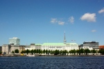 Boat Trip on Alster Lake