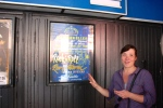 A Poster Announcing the Beatles at the Kaiserkeller