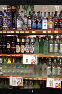 Grocery Store Rum