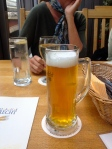 Beer at Brauhaus Albrecht