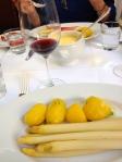 Main Course at Nil Restaurant