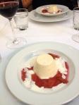Dessert at Nil Restaurant