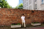 Part of the Original Ghetto Wall