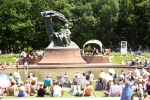 Chopin Concert in Royal Łazienki Park