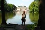 Strolling through Royal Łazienki Park
