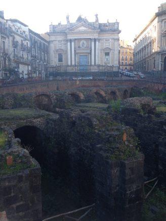 Roman Theatre Ruins