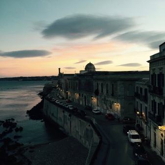Ortigia Sea Night