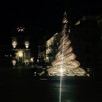 Piazza Duomo Night