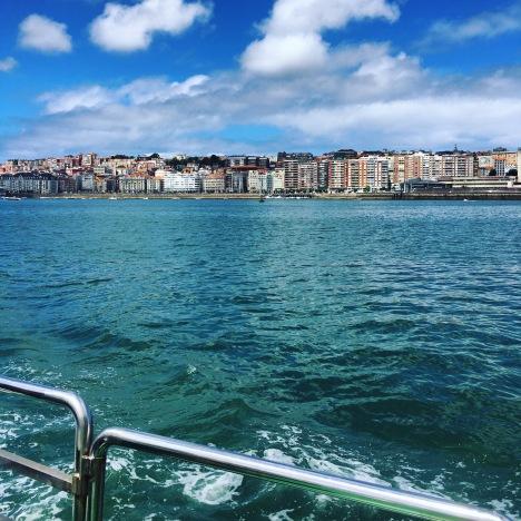 Ferry Ride to Somo